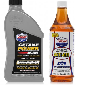 CHEMICALS & LUBRICANTS - FUEL ADDITIVE