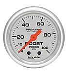GAUGES - AUTO METER ULTRA-LITE SERIES