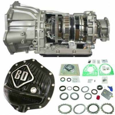 2008-2010 6.4L Powerstroke - DRIVETRAIN & CHASSIS