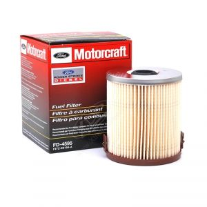 FUEL SYSTEM - FUEL FILTERS