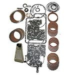 TRANSMISSION OPTIONS - AUTOMATIC COMPONENTS & OVERHAUL KITS