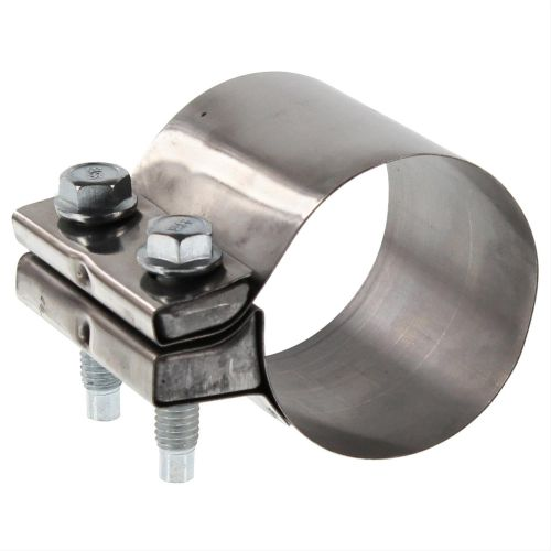 EXHAUST COMPONETS - EXHAUST CLAMPS