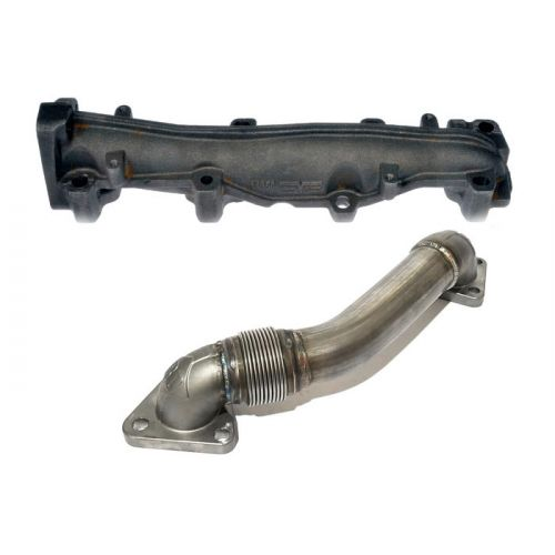 EXHAUST COMPONETS - EXHAUST MANIFOLDS & UP-PIPES