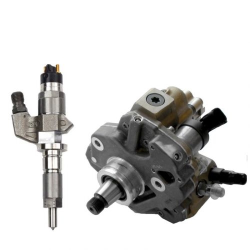 FUEL INJECTION SYSTEM - FUEL SYSTEM PARTS