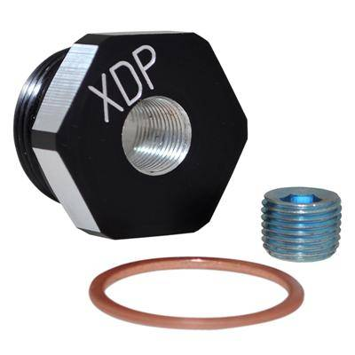 SHOP BY PART - Air Intake Parts - XDP - XDP Air Intake Heater Delete Plug XD130
