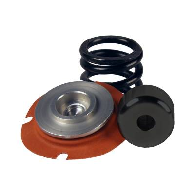 Fuel System - Fuel Pressure Regulators - Aeromotive Fuel System - Aeromotive Fuel System Rebuild Kit, Regulator,13305, 35-75psi, .313 Valve 13015