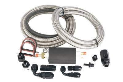 SHOP BY PART - Lift Pumps - Aeromotive Fuel System - Aeromotive Fuel System AN-10 Prime Kit, 11105/11107 17301