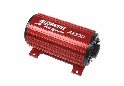 SHOP BY PART - Lift Pumps - Aeromotive Fuel System - Aeromotive Fuel System A1000 Fuel Pump - EFI or Carbureted applications 11101