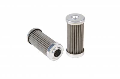 Aeromotive Fuel System - Aeromotive Fuel System 100 Micron Stainless Element for 12316 Filter, Also fits 12303,12366,12353. 12616