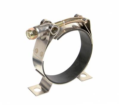 SHOP BY PART - Fuel System Hardware - Aeromotive Fuel System - Aeromotive Fuel System 2 1/2 X 3/4 T-Bolt Clamp 12702