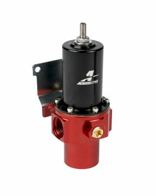 Fuel System - Fuel Pressure Regulators - Aeromotive Fuel System - Aeromotive Fuel System Pro-Stock 2-Port Reg. 4-8 PSI 13210