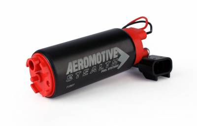 SHOP BY PART - Lift Pumps - Aeromotive Fuel System - Aeromotive Fuel System 340 Series Stealth In-Tank Fuel Pump, offset inlet 11541