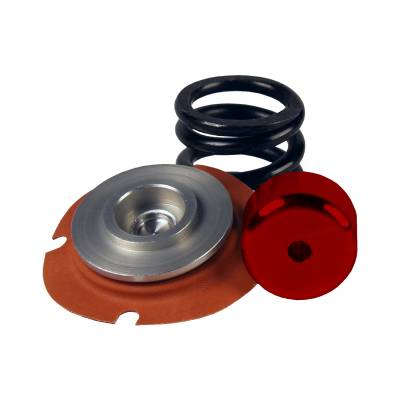 Fuel System - Fuel Pressure Regulators - Aeromotive Fuel System - Aeromotive Fuel System Rebuild Kit, Regulator,13303, 35-75psi, .188 Valve 13013