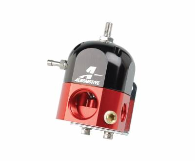 Aeromotive Fuel System - Aeromotive Fuel System A1000 Carbureted Bypass Regulator - 2-Port 13204