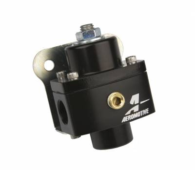 SHOP BY PART - Fuel Pressure Regulators - Aeromotive Fuel System - Aeromotive Fuel System Marine 2-Port 3/8 NPT Carb Reg 13215