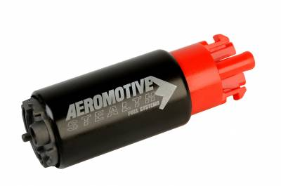 Aeromotive Fuel System - Aeromotive Fuel System 325 Series Stealth In-Tank Fuel Pump, Compact 65mm Body 11165