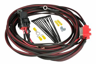 SHOP BY PART - Fuel System Hardware - Aeromotive Fuel System - Aeromotive Fuel System Wiring Kit, Fuel Pump, Deluxe 16307
