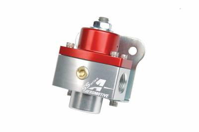 "Fuel System - Fuel Pressure Regulators - Aeromotive Fuel System - Aeromotive Fuel System Carbureted Adjustable Regulator - 2-Port, 3/8"" NPT 13205"