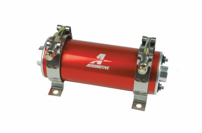Aeromotive Fuel System - Aeromotive Fuel System 700 HP EFI Fuel Pump - Red 11106