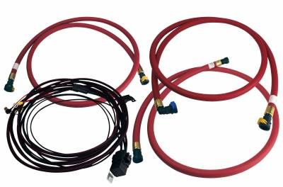 SHOP BY PART - Fuel System & Components - Aeromotive Fuel System - Aeromotive Fuel System Lines and Wiring 11804
