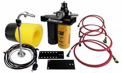 ENGINE & PERFORMANCE - FUEL INJECTION SYSTEM - Aeromotive Fuel System - Aeromotive Fuel System Diesel Fuel Pump 11808