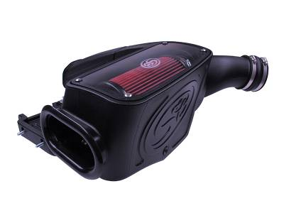 SHOP BY PART - Air Intake Kits - S&B Filters - S&B Filters Cold Air Intake Kit (Cleanable, 8-ply Cotton Filter) 75-5062