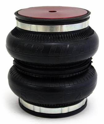Air Suspension - Leveling Kits - Air Lift - Air Lift Susp Air Bag Bellows 58529