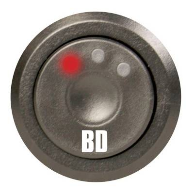 ENGINE & PERFORMANCE - ELECTRONICS - BD Diesel - BD Diesel Throttle Sensitivity Booster Push Button Switch Kit 1057705