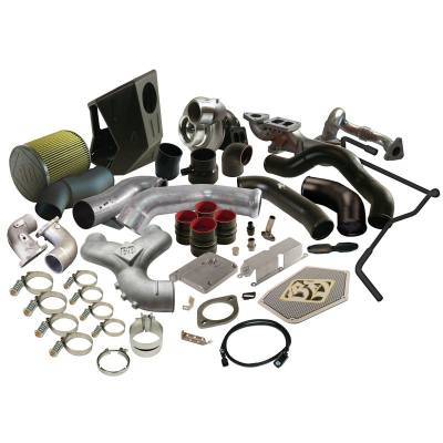 SHOP BY PART - Turbo Rebuild Kits - BD Diesel - BD Diesel Scorpion S467 Turbo Kit - Ford 2011-2016 6.7L F250/F350 1045800