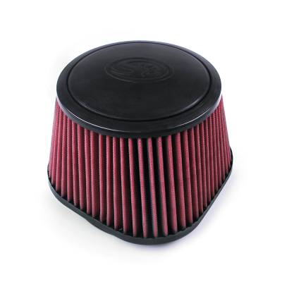 Air/Fuel Delivery - Filters - S&B Filters - S&B Filters Filter for Competitor Intakes Cross Reference: Banks 42178 (Cleanable, 8-ply) CR-42178