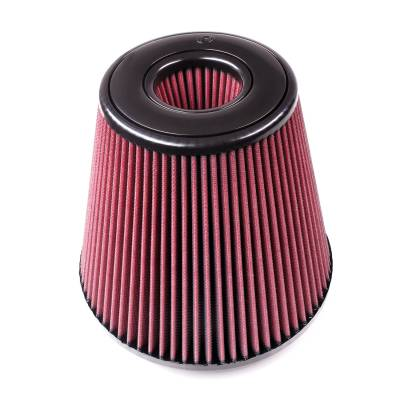 Air/Fuel Delivery - Filters - S&B Filters - S&B Filters Filter for Competitor Intakes Cross Reference: AFE XX-90015 (Cleanable, 8-ply) CR-90015