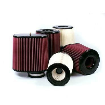Air/Fuel Delivery - Filters - S&B Filters - S&B Filters Filter for Competitor Intakes Cross Reference: AFE XX-91053 (Cleanable, 8-ply) CR-91053