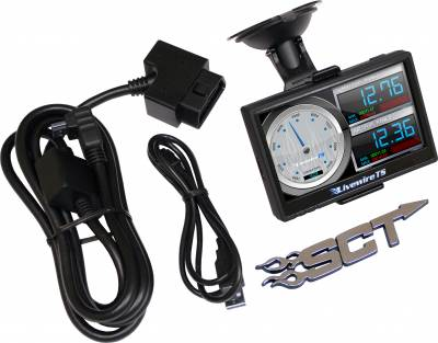 INTERIOR - DIGITAL MONITORS - SCT Performance - SCT Performance Ford Livewire TS Pre-Programmed Device 5015
