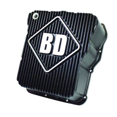 TRANSMISSION OPTIONS - TRANSMISSION PANS - BD Diesel - BD Diesel Deep Sump Trans Pan - 2001-2014 Chevy Allison 1000 1061650