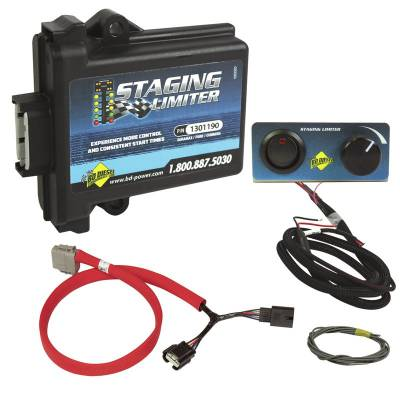 SHOP BY PART - Brake Hydraulic Line Lock Kits - BD Diesel - BD Diesel Staging Limiter- Chevy 2006-2007 6.6L Duramax 1057726