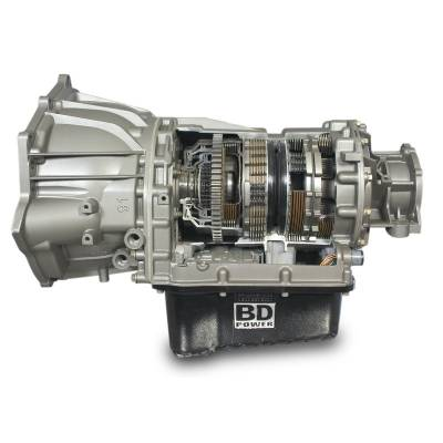 SHOP BY PART - Automatic Transmission Assemblies - BD Diesel - BD Diesel Transmission - 2006-2007 Chev LBZ Allison 1000 6-speed 4wd 1064734