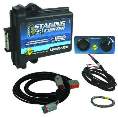SHOP BY PART - Brake Hydraulic Line Lock Kits - BD Diesel - BD Diesel Staging Limiter - Dodge 5.9L 1998.5-2002 &  2003-2004 w/Bell Crank APPS 1057720