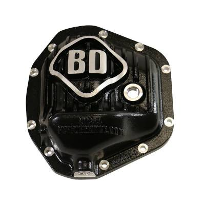 SHOP BY PART - Differential Covers - BD Diesel - BD Diesel Differential Cover Rear Dana 70 Dodge 1981-1993 2500/3500 & 1994-2002 2500 Auto 1061835