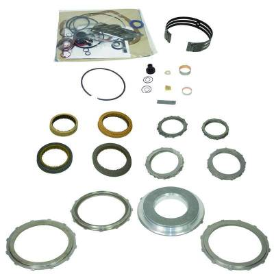 BD Diesel - BD Diesel Built-It Trans Kit Dodge 1994-2002 47RH/RE Stage 2 Intermediate Kit 1062002