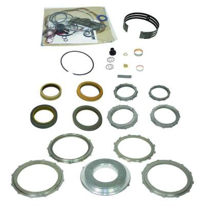 BD Diesel - BD Diesel Built-It Trans Kit Dodge 1994-2002 47RH/RE Stage 3 Heavy Duty Kit 1062003