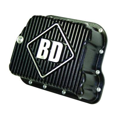 SHOP BY PART - Automatic Transmission Oil Pans - BD Diesel - BD Diesel Deep Sump Trans Pan - 1989-2007 Dodge (2qt) 1061501