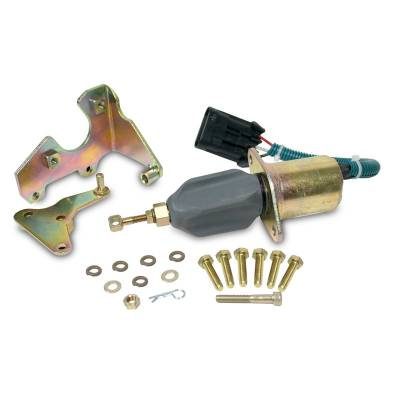 SHOP BY PART - Injection Pumps - BD Diesel - BD Diesel Shutdown Solenoid Kit - 1994-1998 Dodge 12-valve 1050250