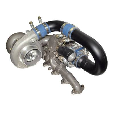 SHOP BY PART - Turbo Rebuild Kits - BD Diesel - BD Diesel R850 Tow & Track Turbo Kit - Dodge 5.9L 1994-1997 1045453