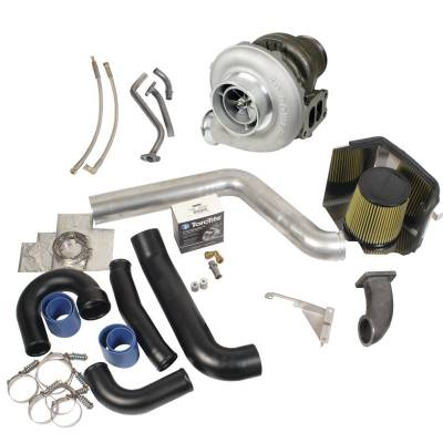 SHOP BY PART - Turbo Rebuild Kits - BD Diesel - BD Diesel Super B Twin Turbo Upgrade Kit - 1998-2002 24-valve Dodge 1045325