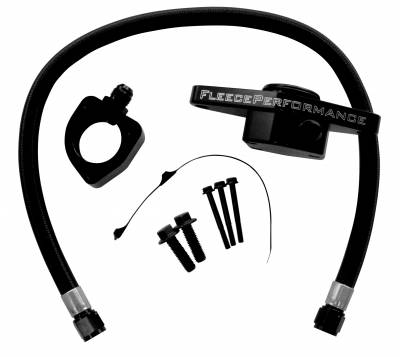 SHOP BY PART - Coolant Bypass Pipes - Fleece Performance - Fleece Performance VP Coolant Bypass Kit (1998.5-2002) FPE-CLNTBYPS-CUMMINS-VP