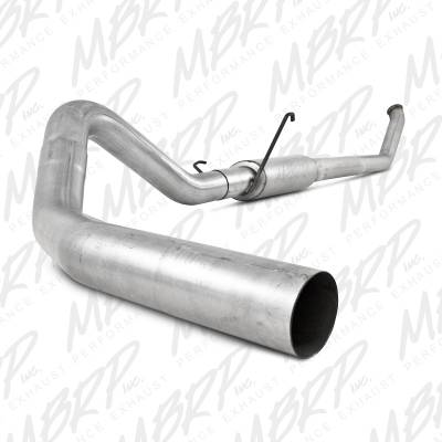 "SHOP BY PART - Exhaust System Kits - MBRP Exhaust - MBRP 4"" PERFORMANCE SERIES TURBO-BACK EXHAUST SYSTEM S6104P"