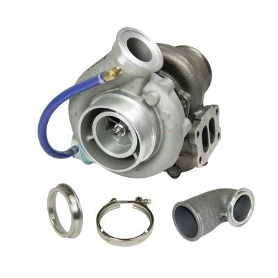 SHOP BY PART - Turbo Rebuild Kits - BD Diesel - BD Diesel Super B Single SX S358 Turbo Kit w/FMW Billet Wheel - Dodge 2003-2004 5.9L 1045230