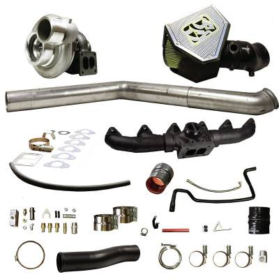 SHOP BY PART - Turbo Rebuild Kits - BD Diesel - BD Diesel Rumble B Turbo Kit, S467 1.10 A/R - Dodge 2003-2007 5.9L 1045710