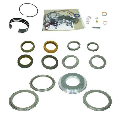 BD Diesel - BD Diesel Built-It Trans Kit Dodge 2003-2007 48RE Stage 2 Intermediate Kit 1062012