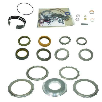 BD Diesel - BD Diesel Built-It Trans Kit Dodge 2003-2007 48RE Stage 3 Heavy Duty Kit 1062013